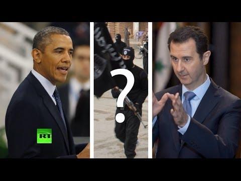 Сирийский конфликт превратился