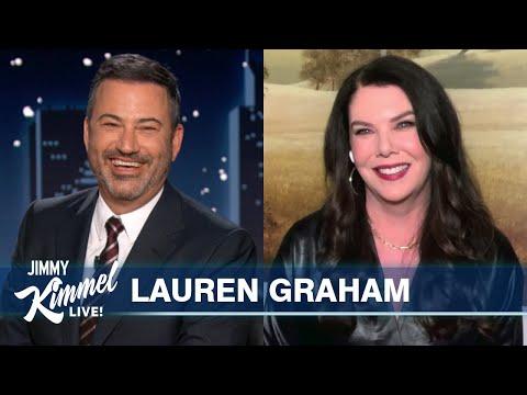 Lauren Graham on Gilmore Girls Resurgence, Living Next to Dax Shepard & New Mighty Ducks Show