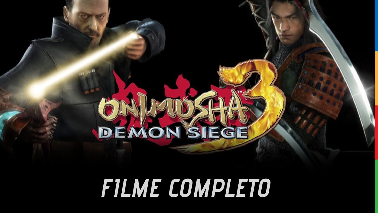 filme onimusha dawn of dreams dublado