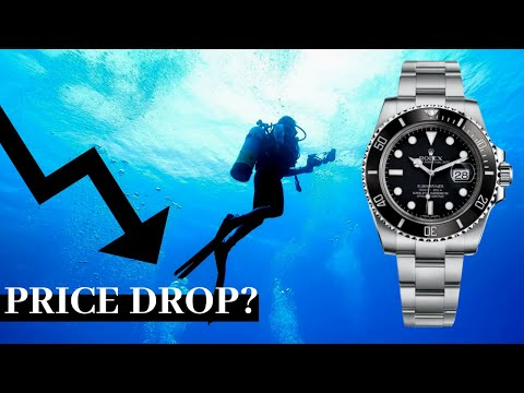Rolex Submariner Date - 2020 Price Drop (116610LN)
