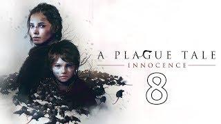 A PLAGUE TALE INNOCENCE | Capitulo 8 | Vaya capítulazo!! Vuelta la mansión y secretos!!