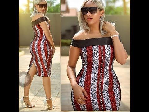 Classic and New Ankara 2018 Short Gown Designs You Don\'t Have - YouTube