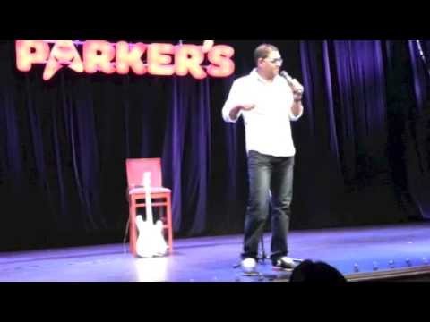 JoBurg Charou- Parkers Comedy Gold Reef City