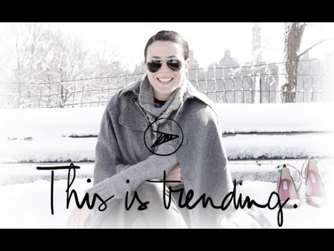 This is Trending / Pardon My French: Garance Doré