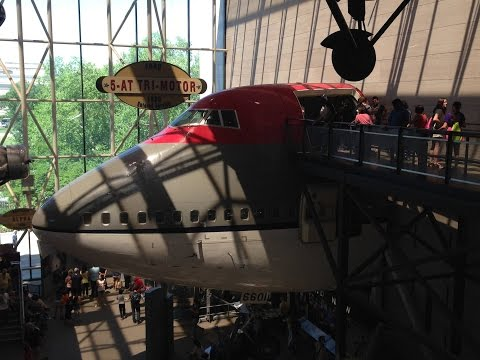 Smithsonian Air & Space Museum Highlights