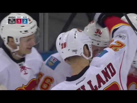 Calgary Flames vs New York Rangers | February 5, 2017 | Game Highlights | NHL 2016/17