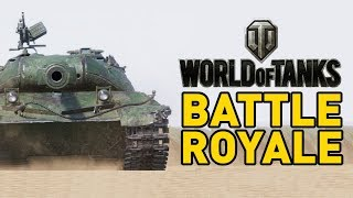 World of Tanks || BATTLE ROYALE