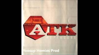 ATK ft Zoxea - Attaque à mic armé