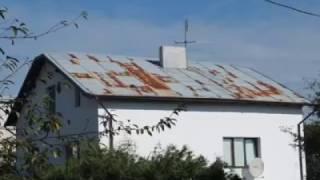 видео Як правильно пофарбувати дах своїми руками