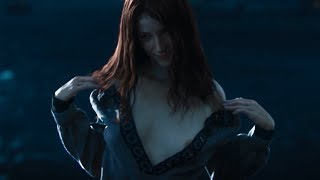 The Witcher 3 - Схватка с высшим вампиром (Брукса)