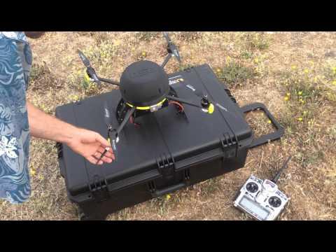 HSE RDASS UAV  The cutting-edge quadcopter
