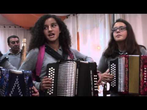 Concertinistas deram música na Baixa de Coimbra | Sons e Tradições do Alva (3)