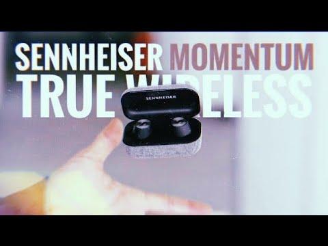 Die besten In-Ear Kopfhörer? - Sennheiser Momentum True Wireless Review