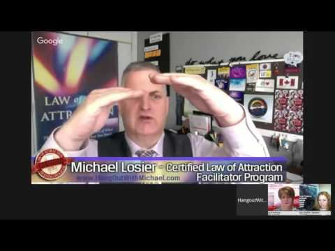 Special LIVE Hangout - How Giving Law of Attraction FREE Presentations Will Build Your Business -...