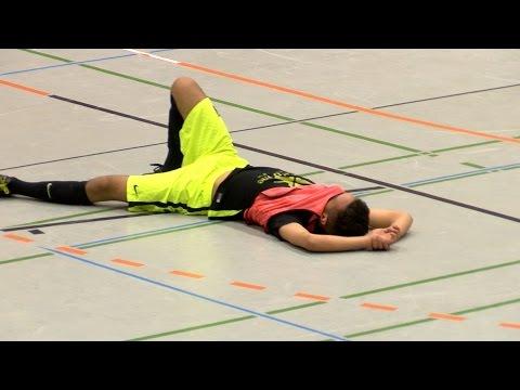SV Pars Neu-Isenburg verpaßt Futsal-Sensation
