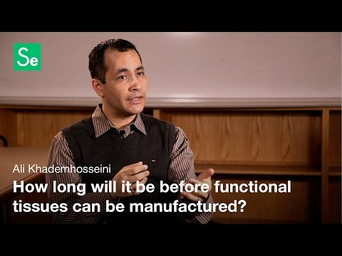 3D Bioprinting applied for Tissue Engineering - Ali Khademhosseini