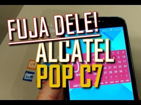 Alcatel One Touch POP C7 - Fuja dele...