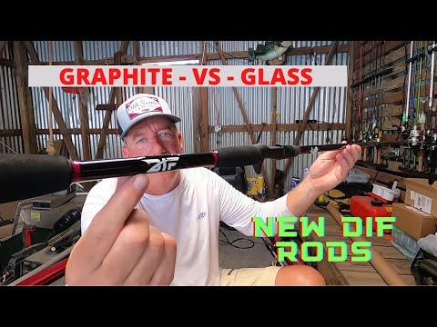GLASS Vs. GRAPHITE RODS