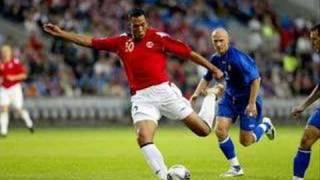 Fotballsanger: landslag