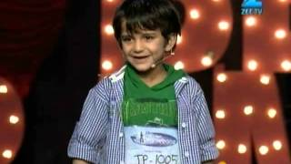 India's Best Dramebaaz - Watch Episode 2 of 24th February 2013 - Clip 3
