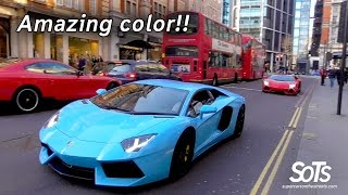 Supercars in London March 2016 Part 2