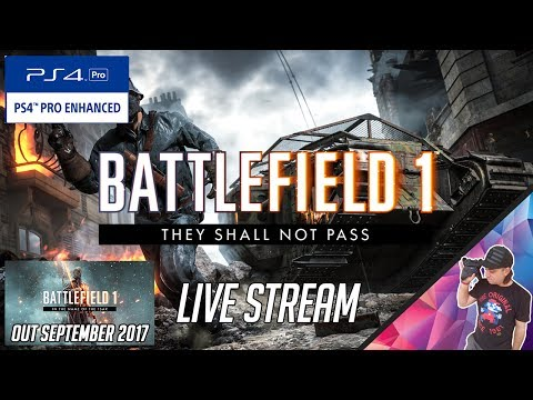 🔴-live-|-friday-night-bf1-|-battlefield-1-|-ps4-pro-|