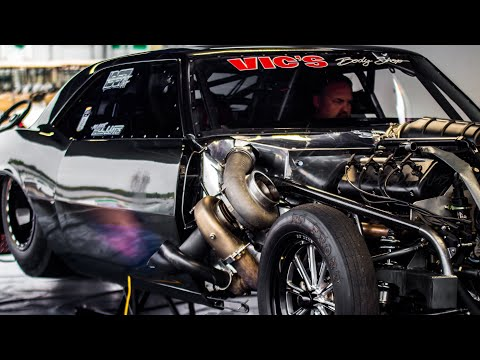 Big Boost Takes On Street Outlaws No Prep Kings!!!