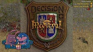 "Decision: Medieval ""Зомби против рыцарей"" с Леммингом и Банзайцем"