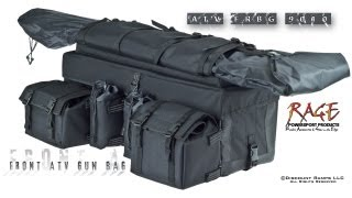 Atv-frbg-9010 - Front Atv Gun Bag From Discount Ramps.com