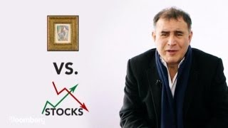 Roubini: How I'd Invest $1 Million Right Now