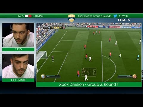 FIWC 2017 - HASHTAG TASS VS FILTHYP94 - GROUPS - XBOX ONE -