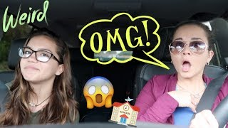 WEIRD THINGS THAT HAPPENED AT MY SCHOOL | SISTERFOREVERVLOGS #465