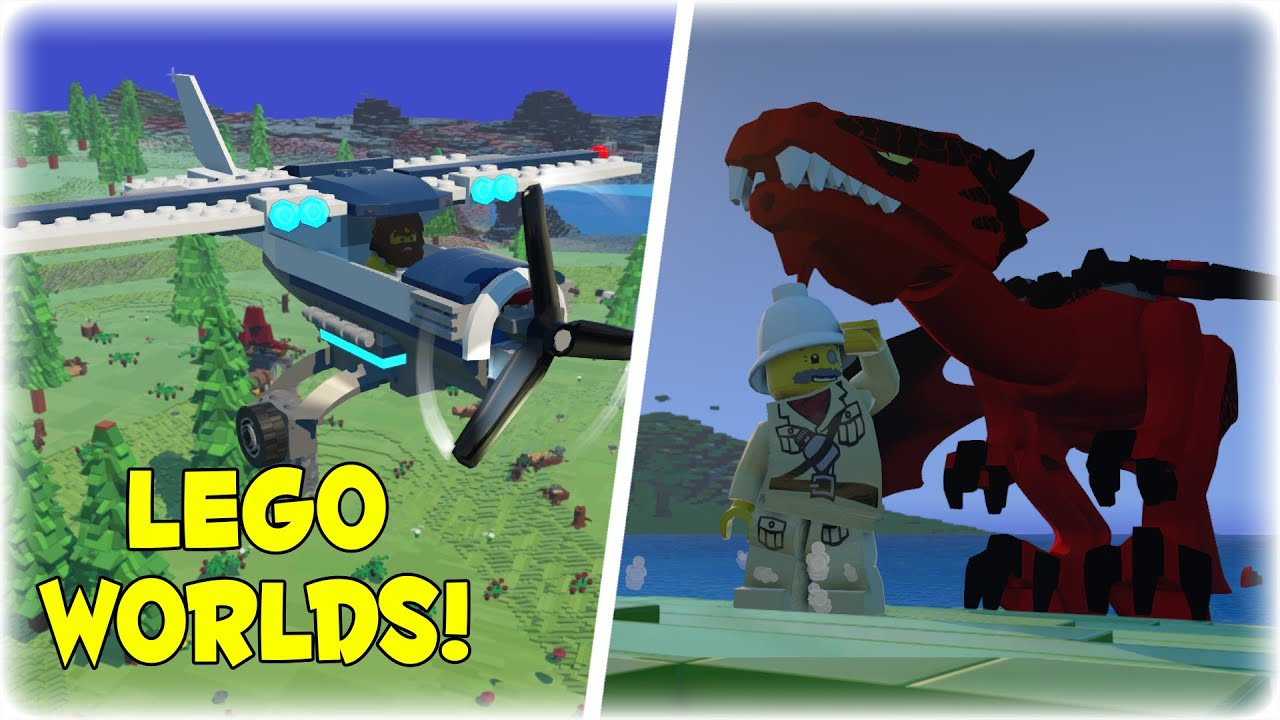Lego Worlds Pc Builds