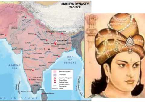 Chapter 4 Section 4 The Golden Age of Maurya India