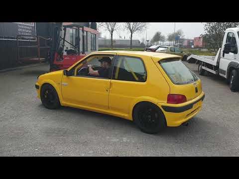 Peugeot 106 1.6 16v GTi 180HP 8500rpm SARI106GTi