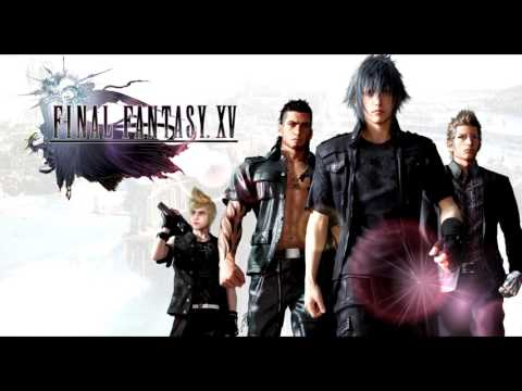 FINAL FANTASY 15 - Ambient Soundtrack Mix Depth Of Field Mix