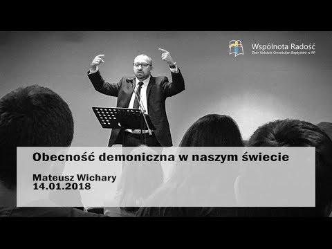 Obecność demoniczna w naszym świecie - Mateusz Wichary
