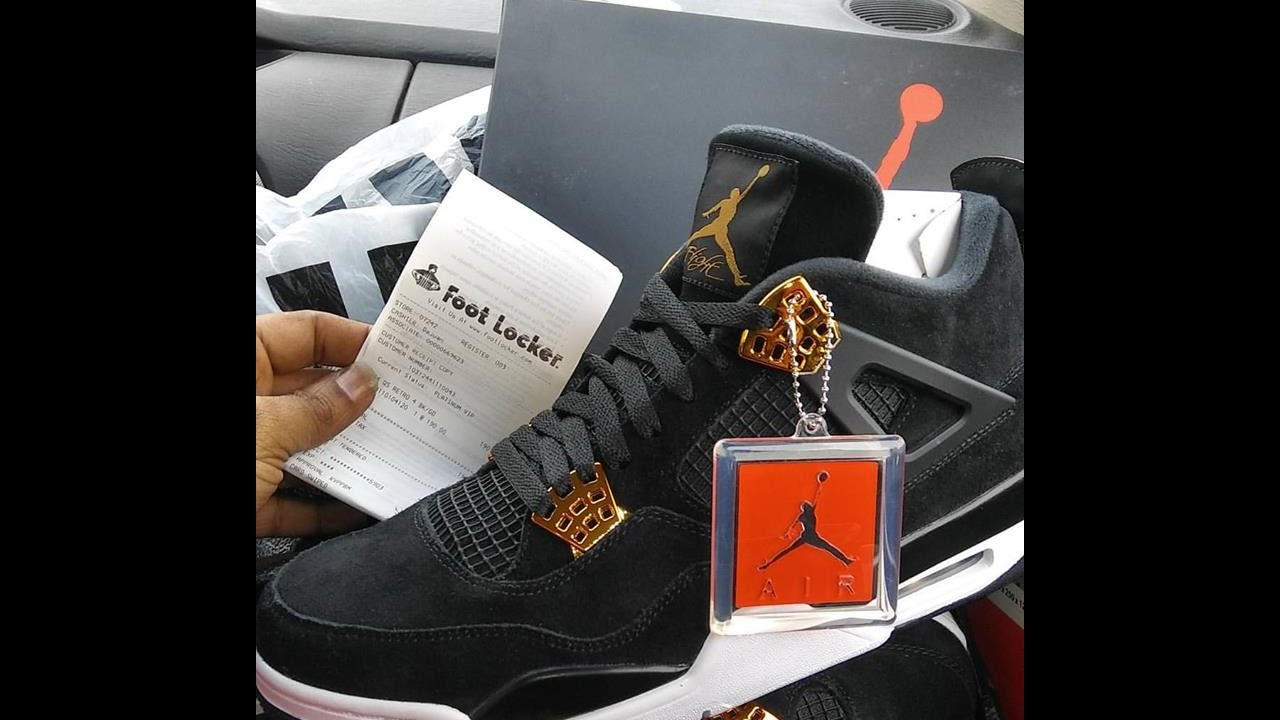 air jordan rouge foot locker