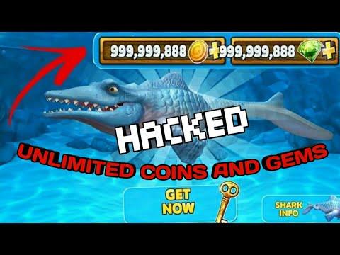 Hungry Shark Evolution Easy Hack 2018