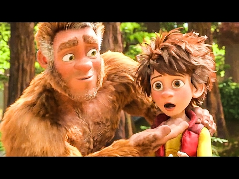 Thumbnail: THE SON OF BIGFOOT Trailer (2017)