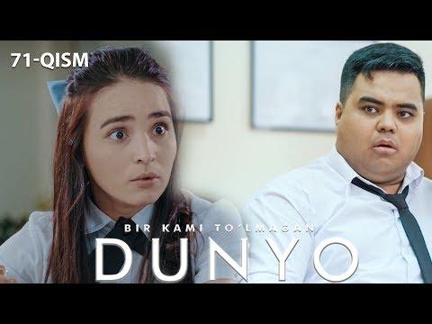 Bir kami to'lmagan dunyo (o'zbek serial) | Бир ками тўлмаган дунё (узбек сериал) 71-qism