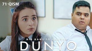 Download Bir kami to'lmagan dunyo (o'zbek serial) | Бир ками тўлмаган дунё (узбек сериал) 71-qism Mp3 and Videos