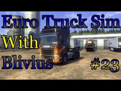 Euro Truck Simulator 2 (TrackIR) - Episode 23 | Dortmund - München