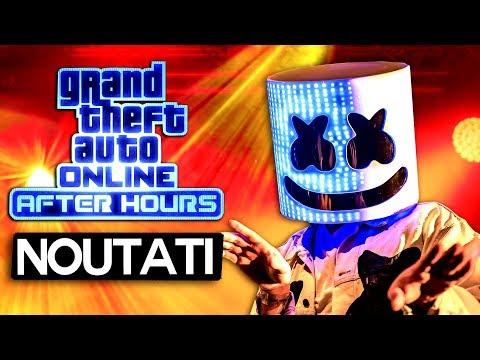 MAX DANSEAZA SI SE FACE DE RAS! GTA Online
