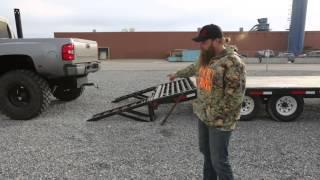Diesel Dave Show, Episode 3 - Trailer Loading