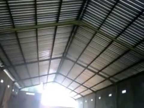 Terima jasa tukang konstruksi wf 200 dan 150 gudang 10 m