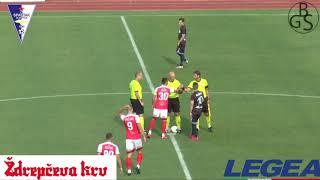 FK SPARTAK ŽK - FK PROLETER 1:2 / VIII KOLO LLSLS / 20.09.2020