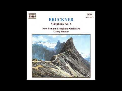Bruckner - Symphony No 6 - Tintner, NZSO (1995)