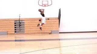 Explosive Two-Foot Dunks | Aggressive Driving Moves Explosive Jumping for Basketball | Dre Baldwin