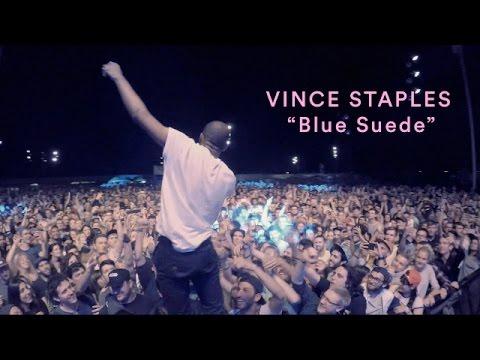 "Vince Staples performs ""Blue Suede"" at Primavera Sound Festival 2016   GP4K"